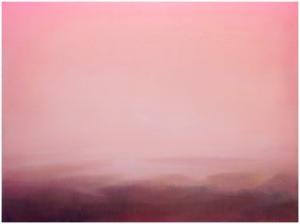 The pink dream - 2014 - oil on canvas - 59.05 X 78.74 in - O sonho rosa - 2014 - óleo sobre tela - 150 x 200 cm
